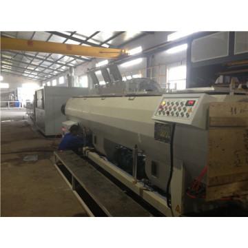 Plastik-PET pp. HDPE PVC PPR-Rohr, das Maschinen-Fertigungsstraße herstellt