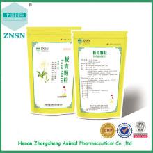 La médecine chinoise vétérinaire bv a approuvé le granule de Banqing pour la volaille de bétail
