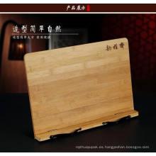 Soporte para madera / soporte de madera para teléfono móvil más barato /