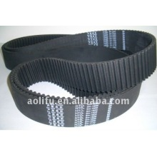 L rubber belt