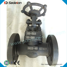 DIN Standard Manual Operated GS-C25 Gate Valve