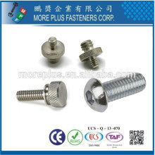 Parafusos miniatura Taiwan parafusos Microfones de 1 mm para eletrônicos Parafusos de precisão