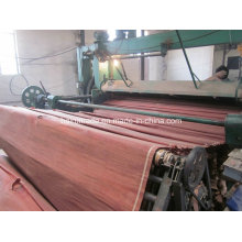 0.3mm Rotary Cut Red Hardwood Veneer for Making Plywood