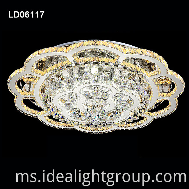 crystal chandelier ceiling lamp