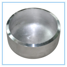 high quality stainless steel pipe end cap