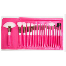 Hot Sale 18PCS Private Label Makeup Brush for Lady Dress up