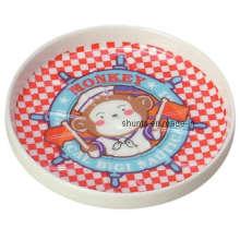 Vaisselle 100% en mélamine - Vaisselle de Tablewarecup pour enfant / Dessous de verre / Vaisselle en mélamine de qualité alimentaire (BG027)