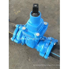 Resilient Seated Gate Valve for PE/PVC Pipe