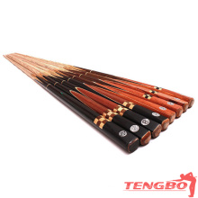 3/4 jointed cue professional snooker cues woods snooker cue