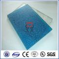 hochwertiges farbiges geprägtes Polycarbonatblatt