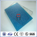 high quality colored embossed polycarbonate sheet