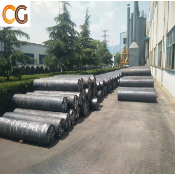 RP Graphite Electrode Diameter 150-600mm
