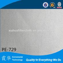 Filtro de ar tecido de filtro impermeável para filtros de saco