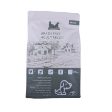 Recyclable Grain Free Adult Recipe Dog Food Bag