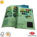 Product brochures catalog printing service
