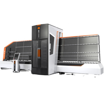 5 AXIS CNC GLASS DRILLING AND MILLING MACHINE
