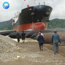 Ballon gonflable en caoutchouc de pression industrielle pour le dock flottant de ponton