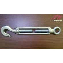 Tensor de cable maleable de la cuerda de alambre de la fundición DIN1480