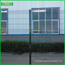 Factory price cheap and fine China 6ft wire mesh fence v curvy mesh fence