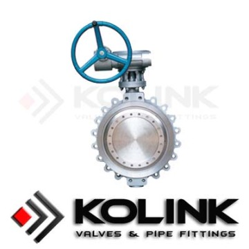 China New Product for Cast Steel Butterfly Valve High Performance Butterfly Valve supply to Georgia Supplier