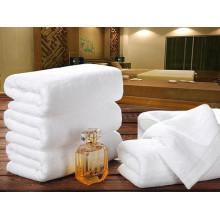 Günstiges weißes Handtuch für Hotel (DPF201623)