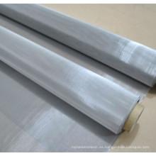 Tela de alambre fina de 50 80 100 150 Mesh Monel usada para el filtrado de agua de mar