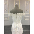 wedding gown mermaid dress ivory luxury bling bodycon mermaid wedding dresses for women