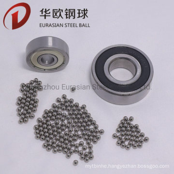 100 Cr6 Chrome Steel Solid Bearing Steel Balls for Sale (4.763-45mm)