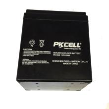 Bateria 12v 4ah de PKCELL, bateria acidificada ao chumbo com Agm, bateria recarregável Bateria 12v 4ah de PKCELL, bateria acidificada ao chumbo com Agm, bateria recarregável