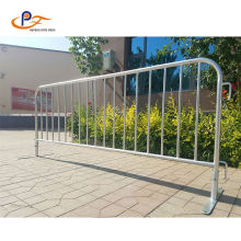 Galvanized Road Safety Buy White French Crowd Control Barrier