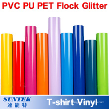 Various Heat Transfer Vinyl for Garment