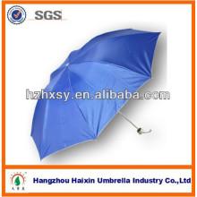 Portátil barato 3 veces sombrilla paraguas
