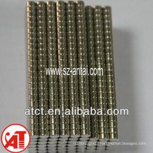 round magnet / n50 neodymium magnet / ndfeb disk magnets