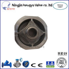 Beautiful design wafer butterfly type check valve