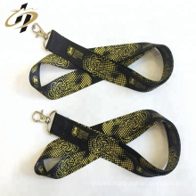 Custom logo printed elastic satin ribbon for garment label as roll