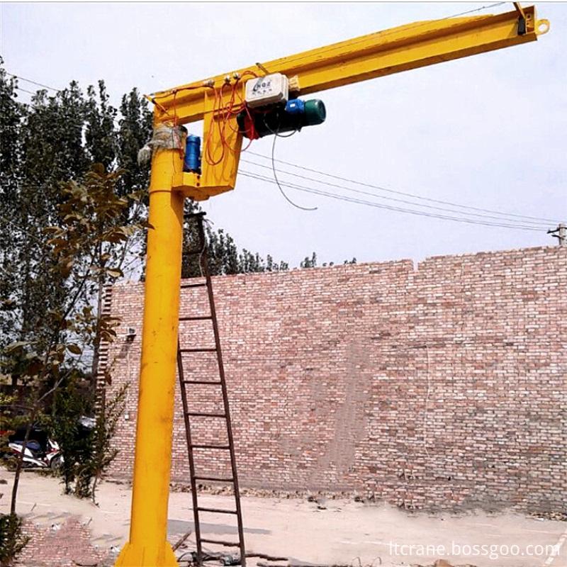 truck jib crane 10ton
