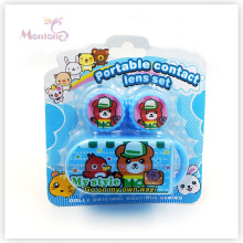 Cartoon Contact Lenses Box