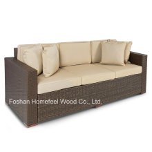3-местный люкс Comfort Comfort Wicker Patio