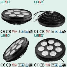 LED PAR56 220lux en los 11meters substituye el surtidor de 500W China (J)