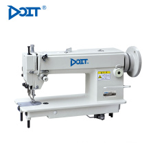 DT 0303 High speed single needle top and bottom compound feed lockstitch heavy duty industrial sewing machine