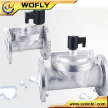 Válvula de solenoide hidráulica de 3 pulgadas de acción rápida