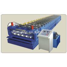 Stahl Eisen Produktionslinie