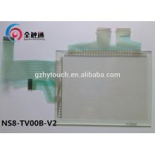 9 polegadas NS8-TV00B-V2 Omron Touchscreen painel de Guangzhou