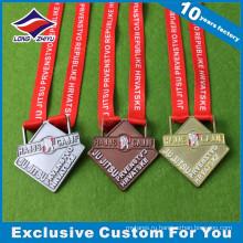 Медаль дешевые джиу-джитсу для награждения спортивных изготовленный на заказ Медали Медали