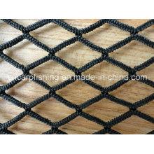 Nylon / Polyester / Raschel Filetage de pêche sans nœud