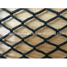 Nylon/Polyester/Raschel Knotless Fishing Netting