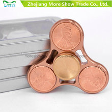 Us Dollar Metal Alloy EDC Hand Fidget Spinner High Speed Focus Toy Gifts