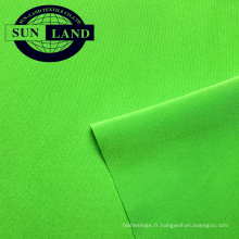 vêtement tricoté t-shirt sport 85% polyester, 15% jersey d'élasthanne