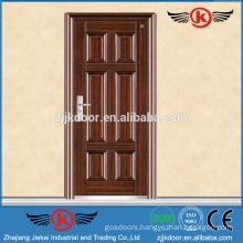 JK-F9060 selected quality fireproof wooden door decorative fire door