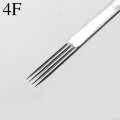 Disposable stainless steel Tattooing makeup Needle,Round Shader Sterilized body painting Tattoo needle